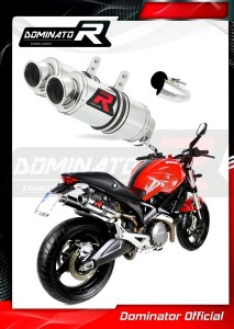 MONSTER 696 Exhaust Tłumik GP 1 2008 - 2014