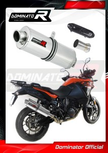 1090 ADVENTURE Exhaust Tłumik OVAL 2017 - 2018