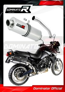 TIGER 900 T709 Exhaust Tłumik OVAL 1999 - 2000