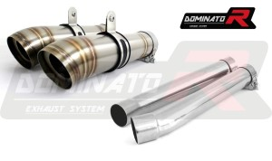 TDM 900 Exhaust Tłumik GP 2 2002 - 2009