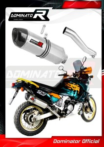 XRV 750 AFRICA TWIN RD07 Exhaust Tłumik HP1 1993 - 1995
