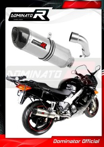 VFR 800 FI Exhaust Tłumik HP1 1998 - 2001