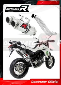 XT 660 R Exhaust Tłumik GP 1 2004 - 2014