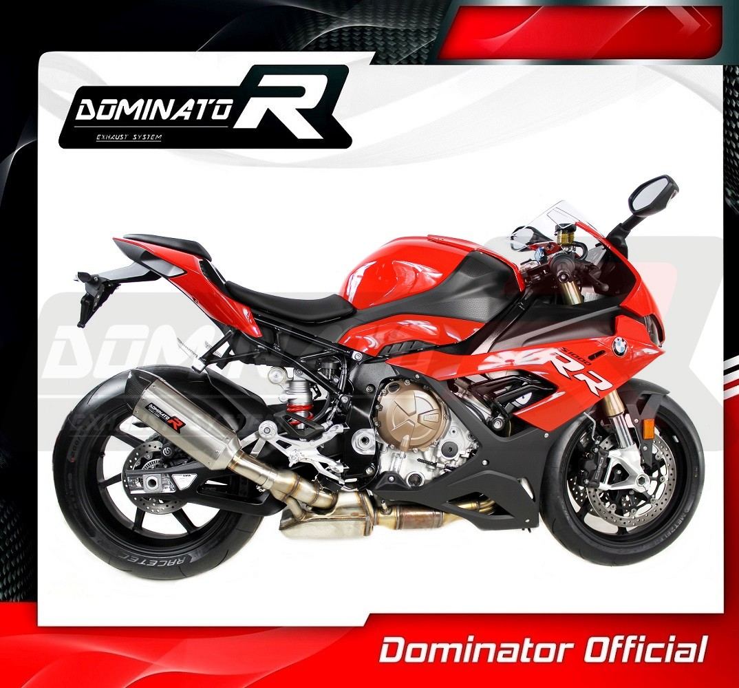 S1000rr Exhaust Silencer Carbon Tip Hp1 2019