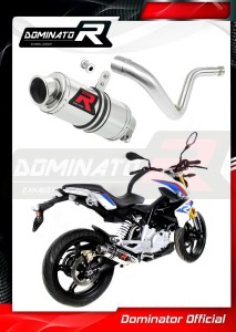 G 310 R Exhaust Tłumik GP 1 2016 - 2018