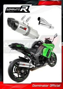 Z 1000 SX Exhaust Tłumik HP1 2010 - 2013