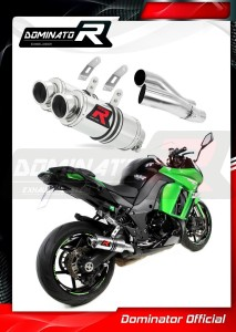 Z 1000 SX Exhaust Tłumik GP 1 2010 - 2013
