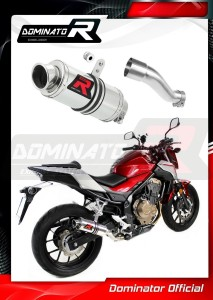 CB 500 F Exhaust Tłumik GP 1 2016 - 2019