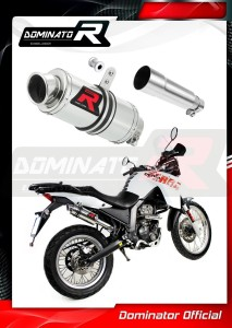 Terra Adventure 125 Exhaust Tłumik GP 1 2008 - 2015