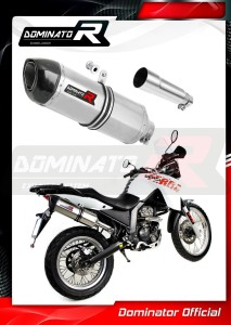 Terra Adventure 125 Exhaust Tłumik HP1 2008 - 2015