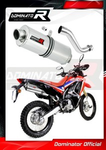 CRF 250 Rally Exhaust Tłumik OVAL 2017 - 2019