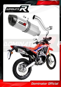 CRF 250 Rally Exhaust Tłumik HP1 2017 - 2019