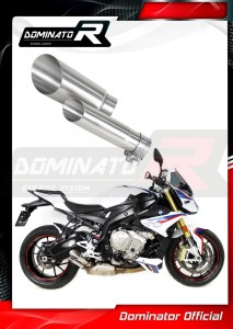 S 1000 R Exhaust Tłumik GP 3 2017 - 2020