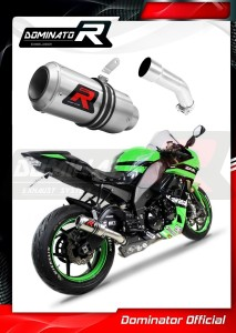 ZX10R Exhaust Tłumik GP 2008 - 2010