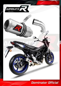 SV 650 Exhaust Tłumik GP 2016 - 2020