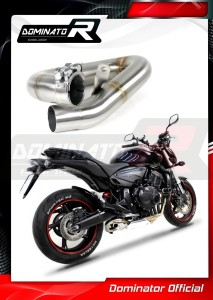 CB 600F HORNET PC41 Exhaust Dekatalizator DECAT  2007 - 2013