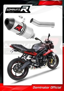 Street Triple R 675 Exhaust Tłumik HP3 2013 - 2016