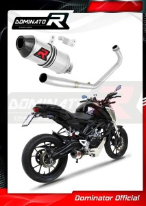 CB 125 R Exhaust Tłumik HP3 2018 - 2020