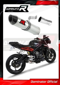 Street Triple 765 Exhaust Tłumik HP2 2017 - 2021