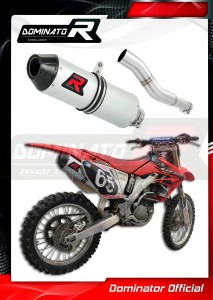CRF 250 R Exhaust Tłumik MX 2004 - 2005