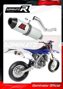 WR 450 F Exhaust Tłumik MX 2007 - 2011