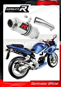 SV 650 S Exhaust Tłumik GP 1 1999 - 2002