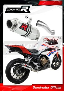 CBR 500 R Exhaust Tłumik GP 1 2016 - 2019