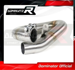 CBR 600 F PC41 Exhaust Dekatalizator DECAT 2011 - 2015