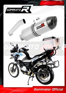 G650GS Exhaust Tłumik HP1 2011 - 2018