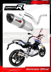 G 310 R Exhaust Tłumik HP1 2016 - 2018
