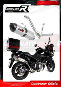 DL 650 V-STROM Exhaust Tłumik HP1 2007 - 2014