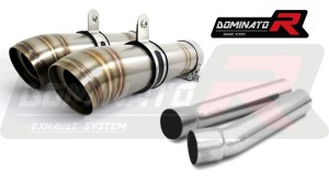 MONSTER 1000 Exhaust Tłumik GP 2 2003 - 2005