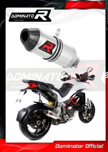 MTS 1200 S MULTISTRADA Exhaust Tłumik HP3 2015 - 2017
