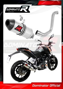 125 DUKE Exhaust Tłumik HP3 2012 - 2016