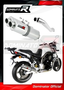 BT 1100 BULLDOG Exhaust Tłumik OVAL 2001 - 2007