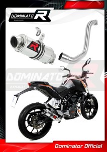 125 DUKE Exhaust Tłumik GP 1 2012 - 2016