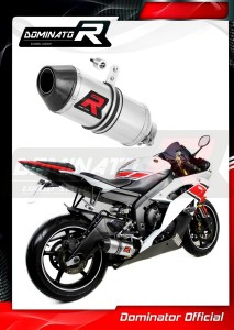 YZF R6 Exhaust Tłumik HP3 2006 - 2016