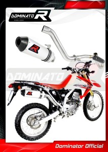 CRF 250 L Exhaust MX FULL SYSTEM Kolano 2012 - 2016