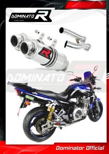 XJR 1300 Exhaust Tłumik GP 1 1999 - 2008