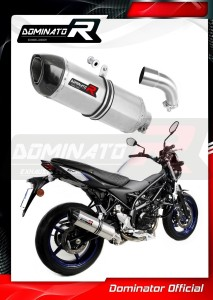 SV 650 Exhaust Tłumik HP1 2016 - 2020
