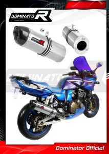 ZRX 1200 S Exhaust Tłumik HP1 2001 - 2007