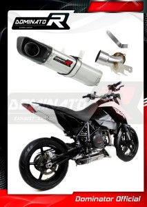 690 DUKE Exhaust Tłumik HP4 2008 - 2011