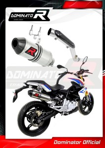 G 310 R Exhaust Tłumik HP3 2016 - 2018