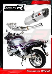 K1200RS Exhaust FULL SYSTEM Tłumik HP1 1997 - 2000