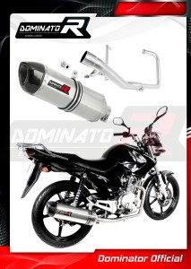 YBR 125 Exhaust Tłumik HP1 2009 - 2018