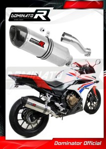 CBR 500 R Exhaust Tłumik HP1 2016 - 2019