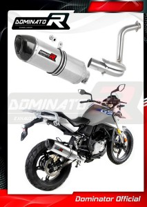 G310GS Exhaust Tłumik HP1 2016 - 2018