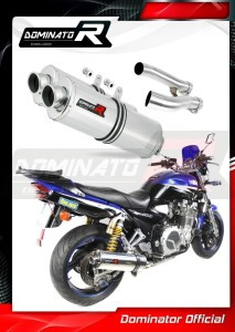 XJR 1300 Exhaust Tłumik OVAL 1999 - 2008