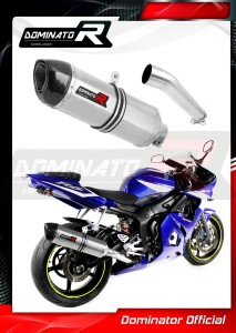YZF R6 Exhaust Tłumik HP1 2003 - 2005