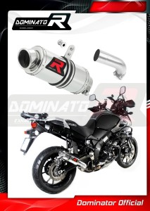 DL 1000 V-STROM Exhaust Tłumik  GP 1 2017 - 2018